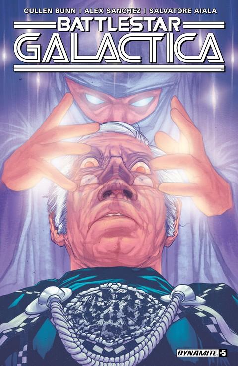 Battlestar Galactica (Classic) #5 (2016)