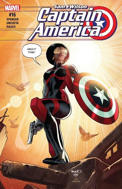 Captain America – Sam Wilson #16 (2016)