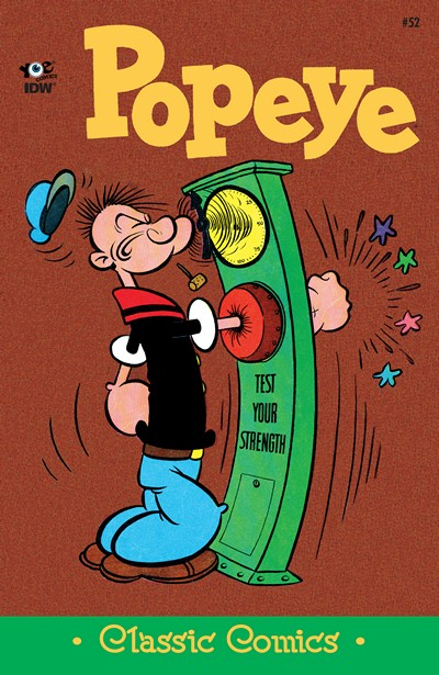 Classic Popeye #52 (2016)