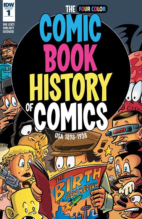 Comic Book History of Comics #1 (2016)