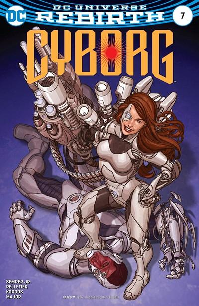 Cyborg #7 (2016)