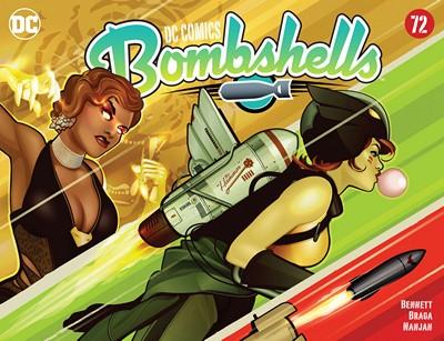 DC Comics – Bombshells #72 (2016)
