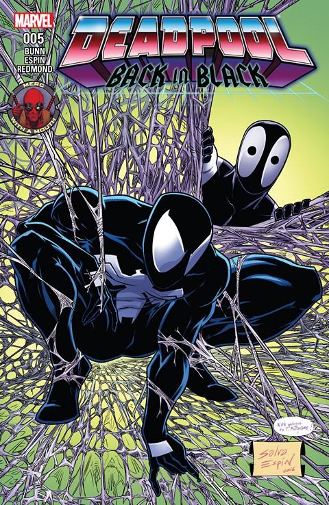 Deadpool – Back in Black #5 (2016)