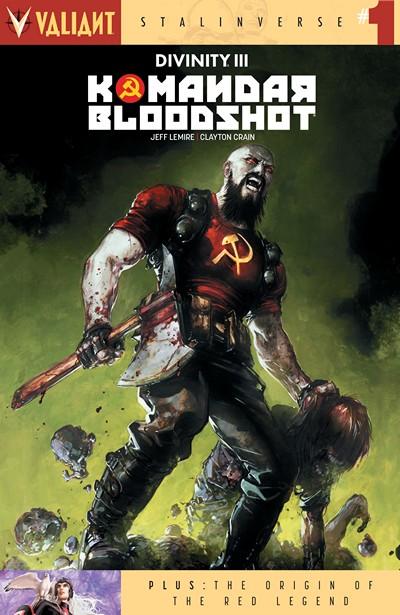 Divinity III – Komandar Bloodshot #1 (2016)