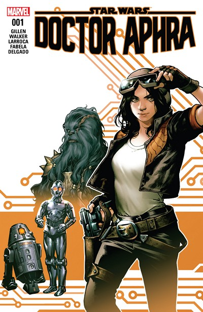 Doctor Aphra #1 (2016)