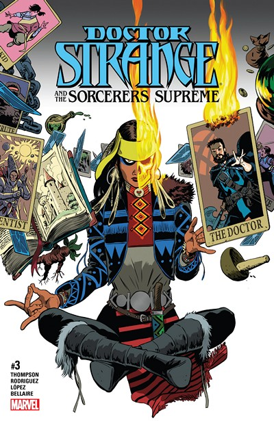 Doctor Strange and the Sorcerers Supreme #3 (2016)