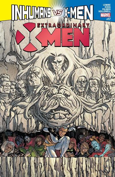 Extraordinary X-Men #17 (2016)