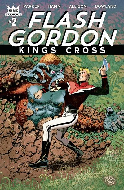 Flash Gordon – Kings Cross #2 (2016)