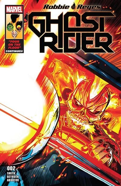 Ghost Rider #2 (2016)