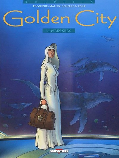 Golden City #1 – 11 (1999-2015)