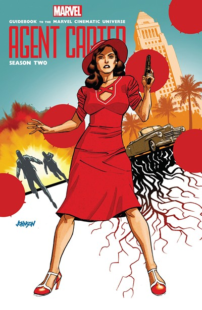 Guidebook to the Marvel Cinematic Universe – Marvel's Agent Carter Season Two #1 (2016)