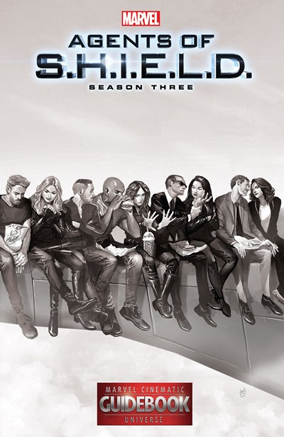 Guidebook to the Marvel Cinematic Universe – Marvel's Agents of S.H.I.E.L.D. Season Three #1 (2016)