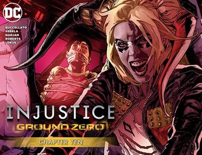 Injustice – Ground Zero #10 (2016)