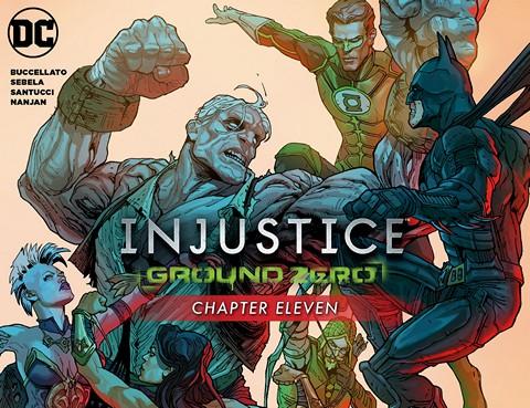 Injustice – Ground Zero #11 (2016)