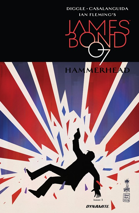 James Bond – Hammerhead #3 (2016)
