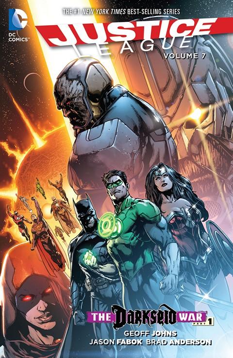 Justice League Vol. 7 – Darkseid War (2016)