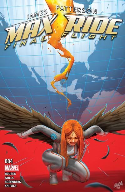 Max Ride – Final Flight #4 (2016)