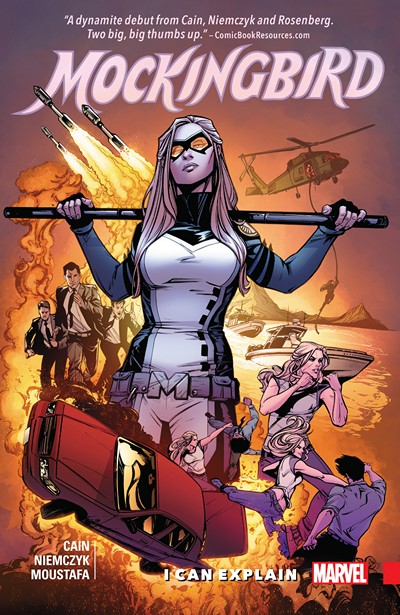 Mockingbird Vol. 1 – I Can Explain (TPB) (2016)