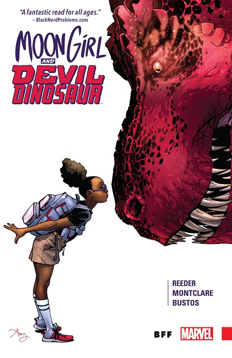 Moon Girl and Devil Dinosaur Vol. 1 – BFF (2016)