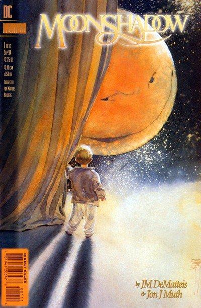 Moonshadow #1 – 12 (1994-1995)