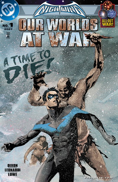 Nightwing – Our Worlds at War #1 (2001)