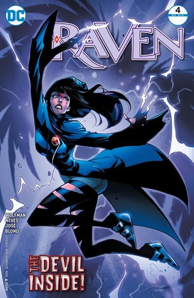 Raven #4 (2016)