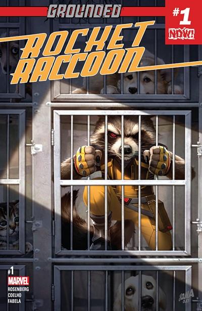 Rocket Raccoon #1 (2016)