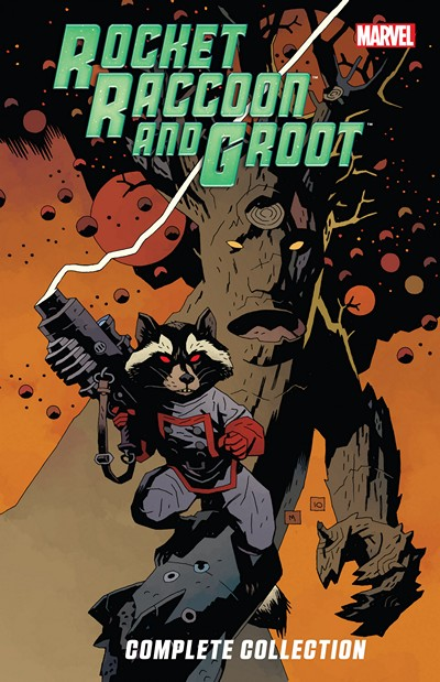 Rocket Raccoon And Groot Ultimate Collection (2014)