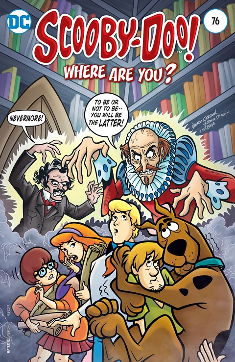 Scooby-Doo – Where Are You #76 (2016)