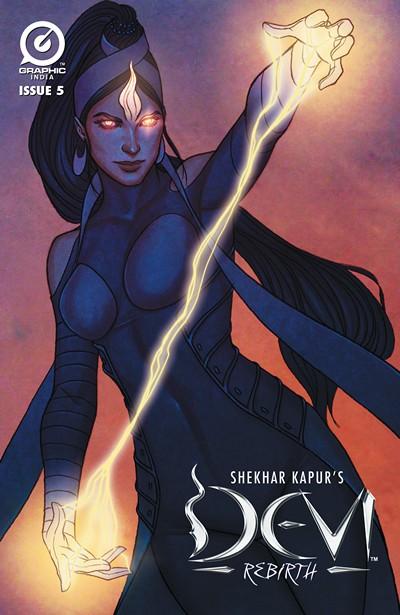 Shekhar Kapur's Devi – Rebirth #5 (2016)