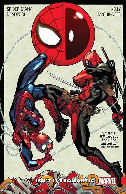 Spider-Man-Deadpool Vol. 1 – Isn't It Bromantic (2016)