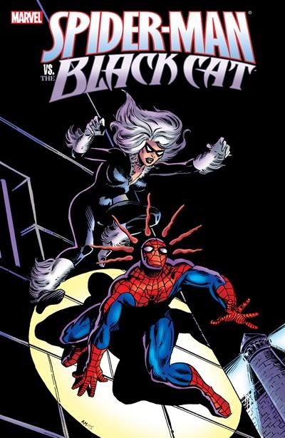 Spider-Man vs. Black Cat (2016)