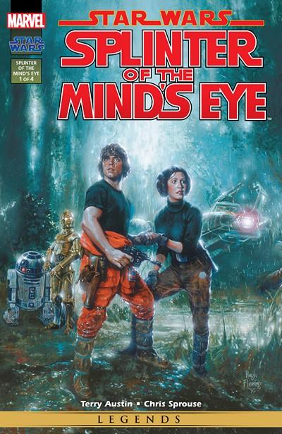 Star Wars – Splinter of the Mind's Eye #1 – 4 + TPB (1996 + 2015)