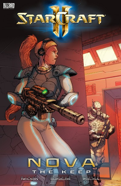 Starcraft – Nova – The Keep (2016)