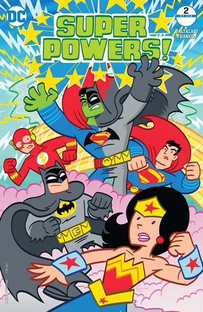 Super Powers #2 (2016)