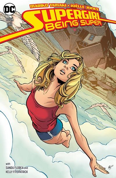 Supergirl – Being Super #1 (2016)