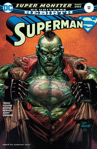 Superman #12 (2016)