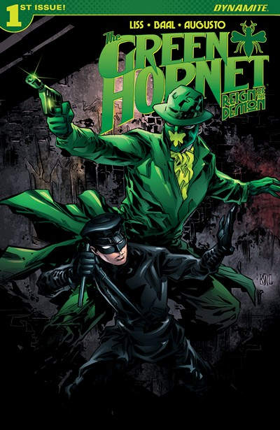 The Green Hornet – Reign of the Demon #1 (2016)