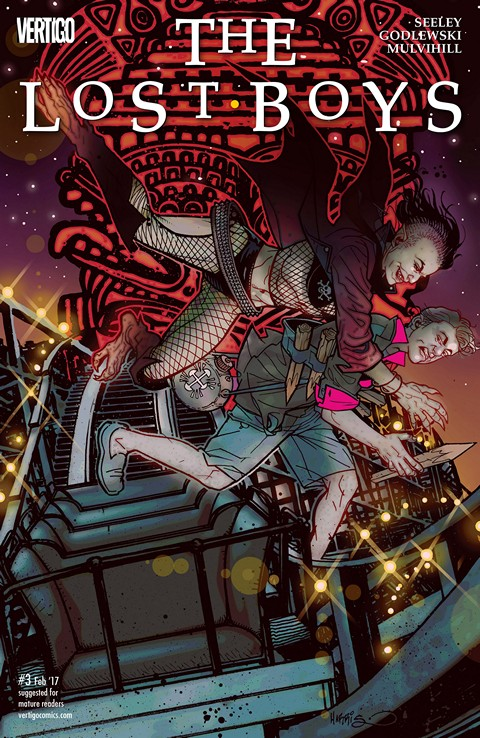 The Lost Boys #3 (2016)