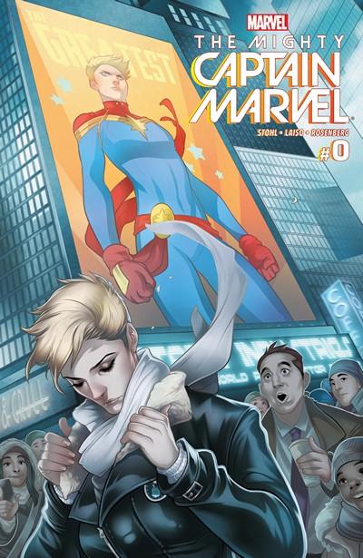 The Mighty Captain Marvel #0 (2016)