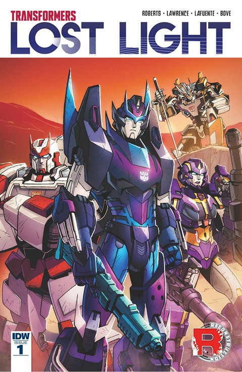The Transformers – Lost Light #1 (2016)