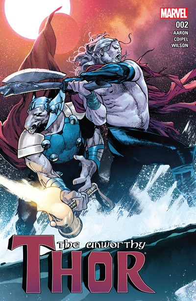 The Unworthy Thor #2 (2016)