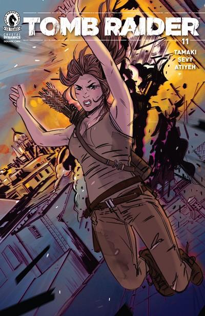 Tomb Raider #11 (2016)