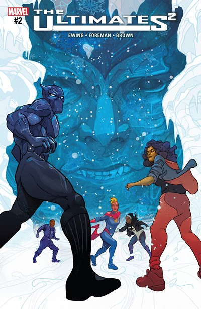 Ultimates 2 #2 (2016)