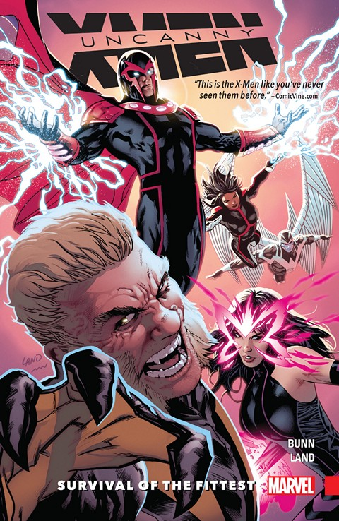 Uncanny X-Men – Superior Vol. 1 – Survival of the Fittest (2016)