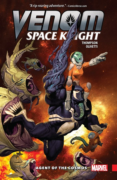 Venom – Space Knight Vol. 1 – Agent of the Cosmos (TPB) (2016)
