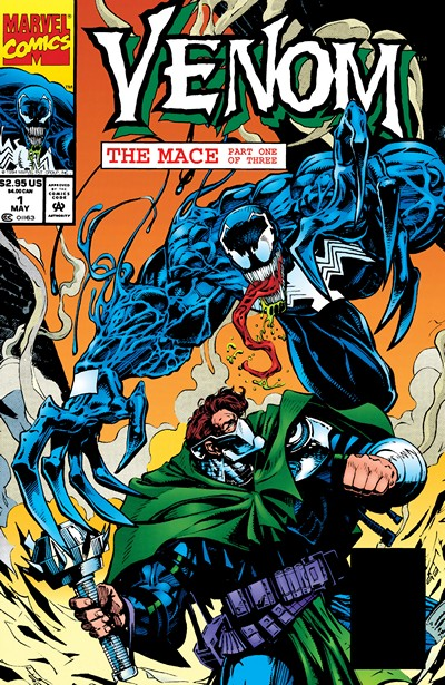 Venom – The Mace #1 – 3 (1994)