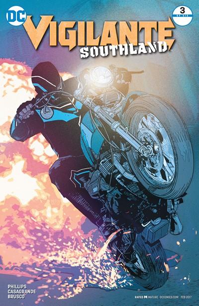 Vigilante – Southland #3 (2016)