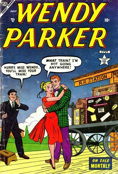 Wendy Parker #1 – 8 (1953-1954)