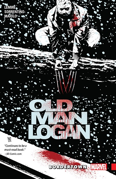 Wolverine – Old Man Logan Vol. 0 – 5 (2015-2017)